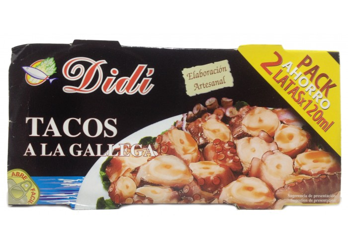 Didi Tacos A La Gallega