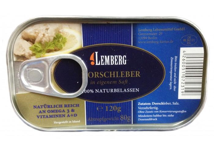 Lemberg Orschleber in eigenem Saft