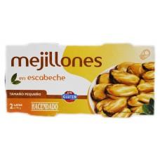 Mejillones en Escabeche175g