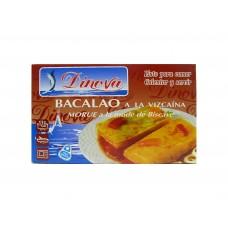 Dinova Bacalao A La Vizcania Morue a la made de Biscaye