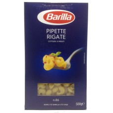 Barilla n.86 Pipette Rigate