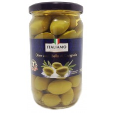 Italiamo Olive verdi Green 700g