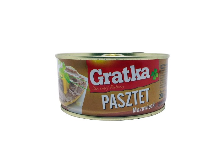 Gratka PASZTET Mazowiecki