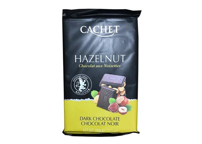 CACHET Hazelnut 300g