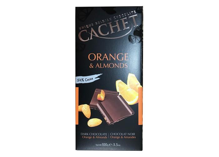 CACHET Orange&Almonds 57%