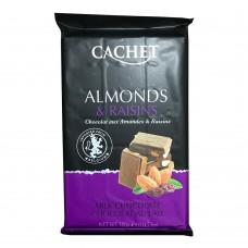 CACHET Almonds&Raisins 300g