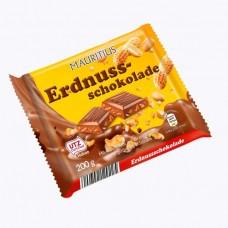 MAURITIUS Erdnuss Schokolade