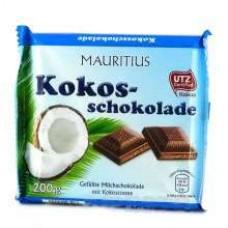 MAURITIUS Kokos Schokolade