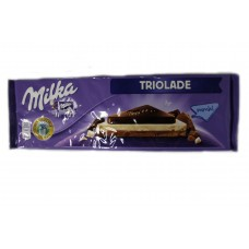 Milka 300г Triolade