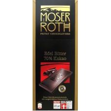 Motner Roth 125g 5 feine Tafeln Edel Bitter 70%