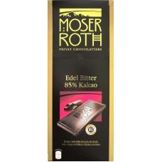 Motner Roth 125g 5 feine Tafeln 85%