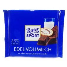 Edel-Vollmilch 35%