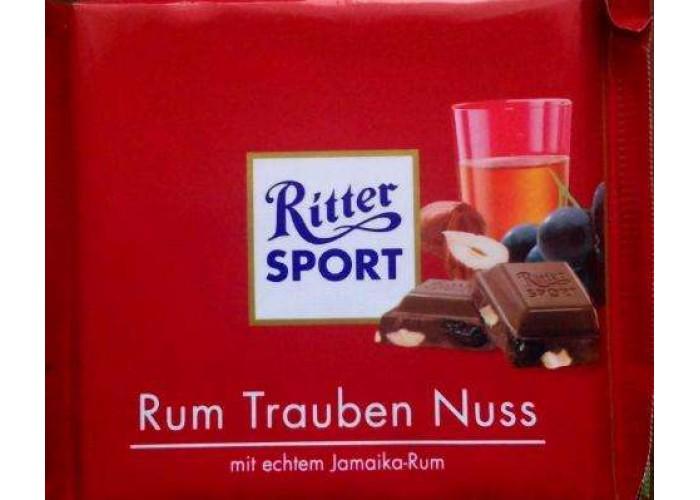 Rum Trauben Nuss