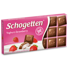 Yoghurt-Strawberry