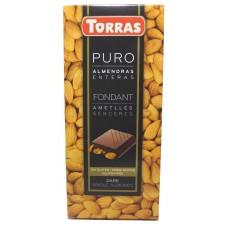 Puro Dark Whole Almonds