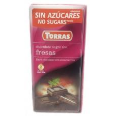 Torras Negro Fresas