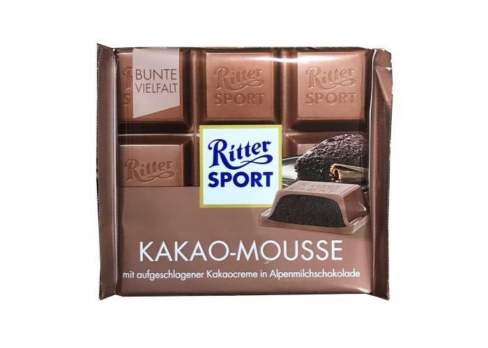 Ritter sport Kakao-Mouse