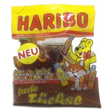 Haribo Freche Fuchse 200g
