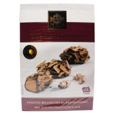 Borkenkonfekt Zartbitterschokolade