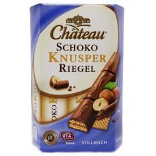 Schoko Knusper Riegel Vollmilch