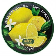 Lemon Candies