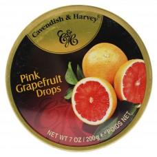 Pink Grapfruit Drops