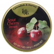 Sour Cherry Drops