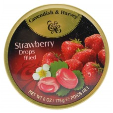 Strawberry Drops filled