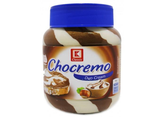 Chocremo Duo Cream 400g