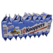 10 Knoppers Milch