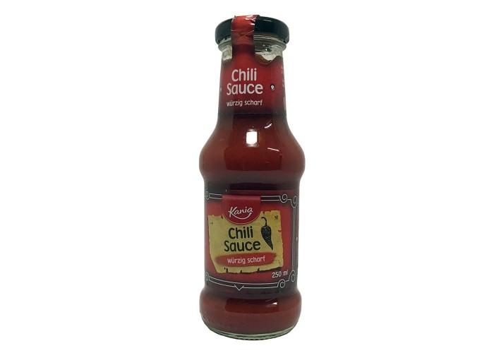 Grill Time Chilli Sauce wurzig scharf