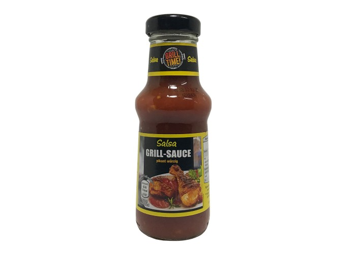 Grill Time Salsa Grill Sauce pikant wurzig