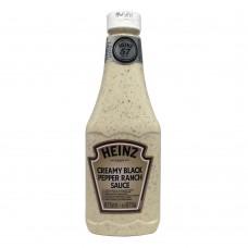 Heinz Creamy Black Pepper Ranch Sauce
