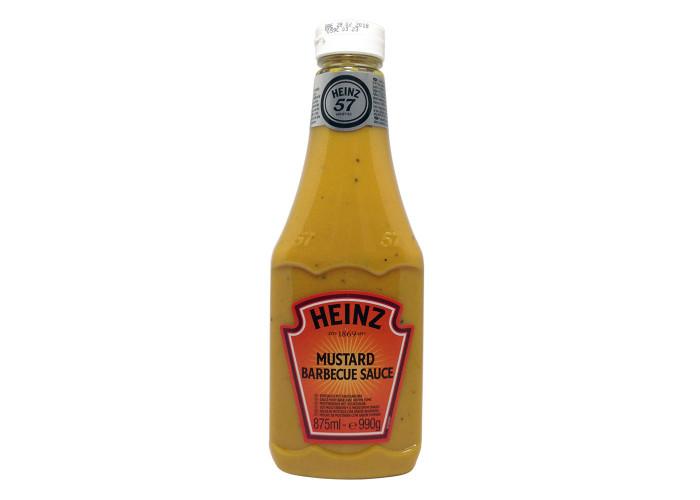 Heinz Mustard Barbecue Sauce