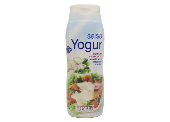 Соус Hacendado Yogur 350g