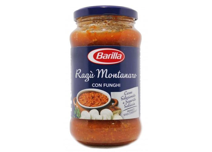 Barilla Ragu Montanaro Con Funghi